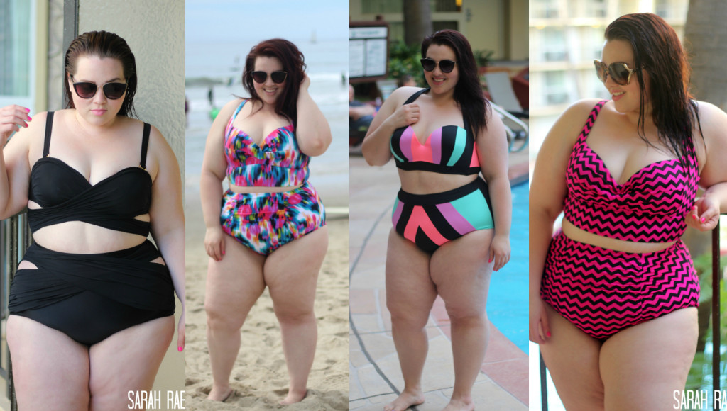 Plus Size Swimwear Lookbook 2015