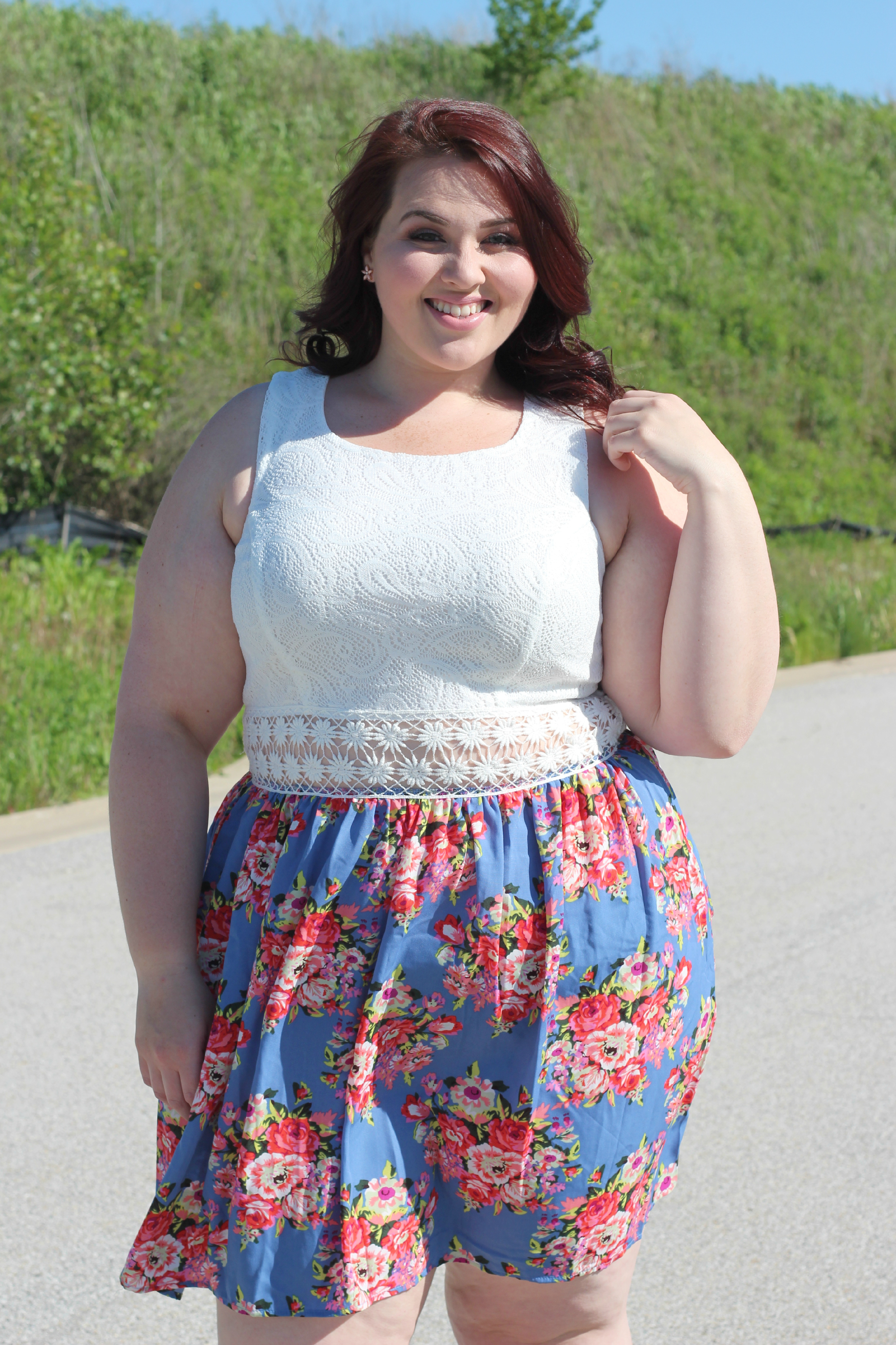 Let's Bring The Heat | Summer Fashion in Charlotte Russe |