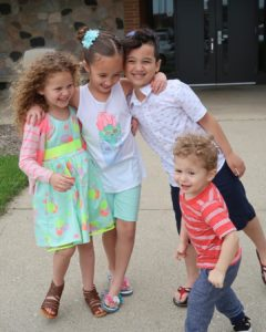 Schools out for summer!The three amigos have officially graduated Kindergarten