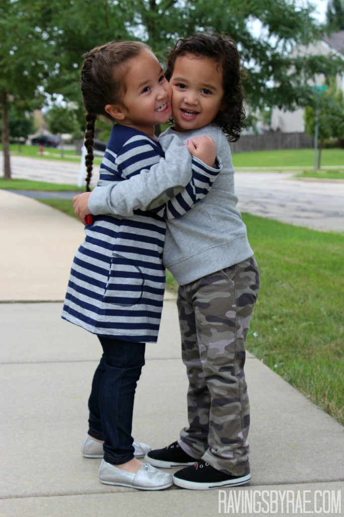 Toddler Outfit Of The Day: Boy & Girl Fall Fashion - Sarah ...